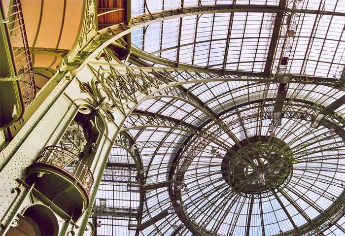 24 Hours in Paris: Grand Palais Paris
