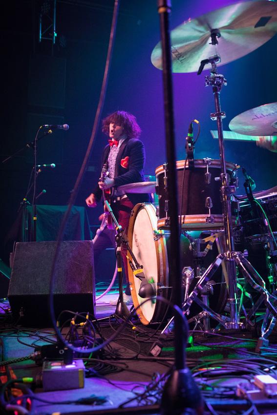 Beach Slang Concert Photos - Denver's Summit Music Hall