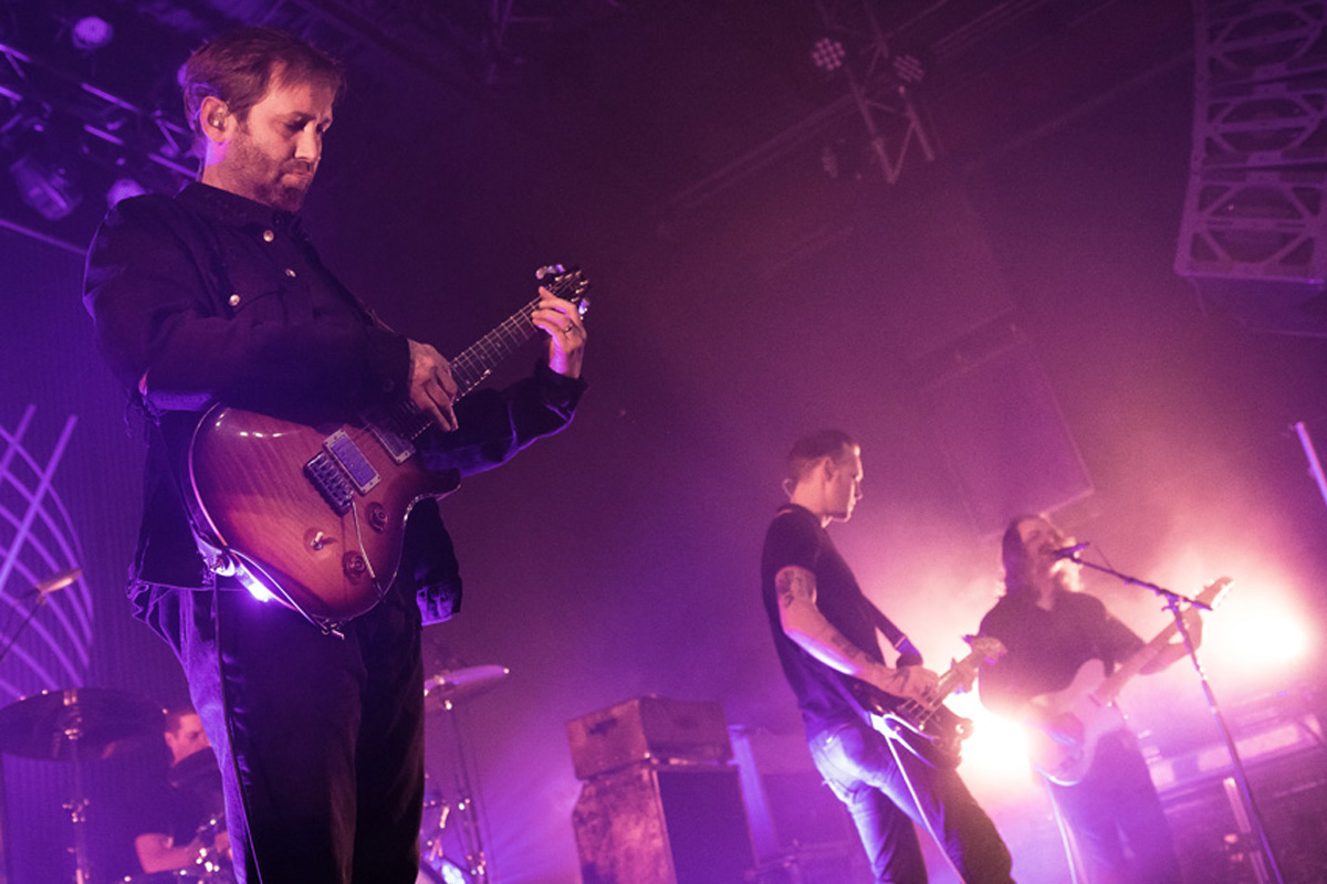 Minus The Bear & Beach Slang - Denver concert photos
