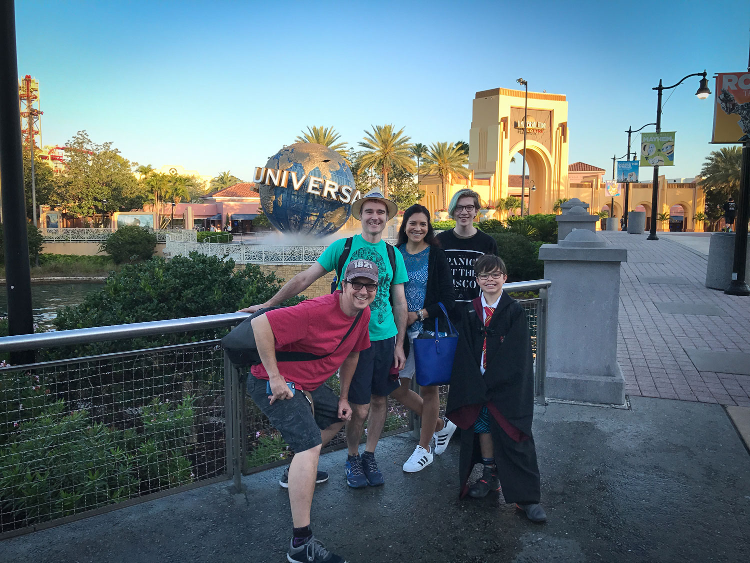Tips for visiting Universal Studios Florida - Family Travel
