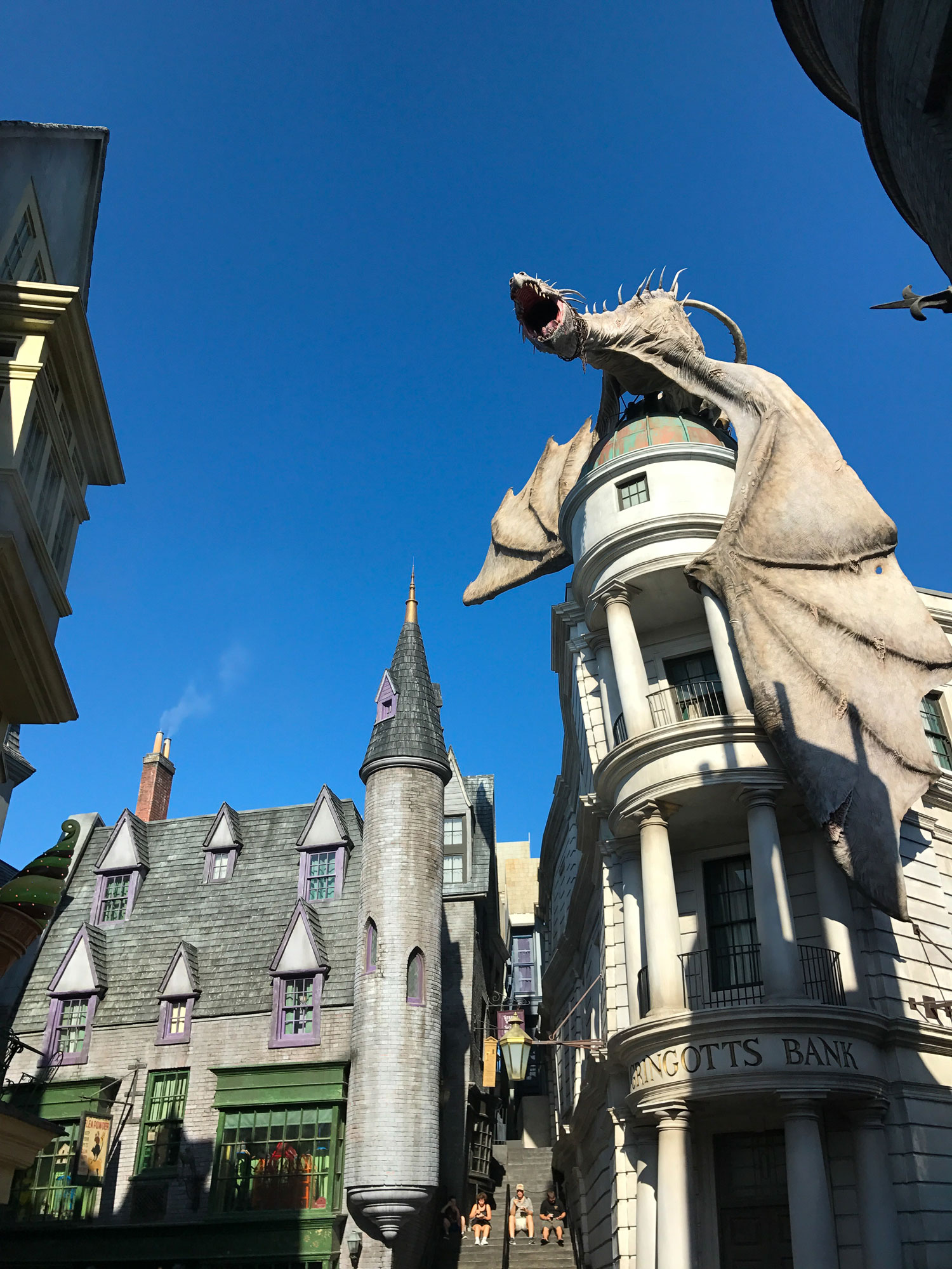Tips for visiting Universal Studios Florida - Harry Potter