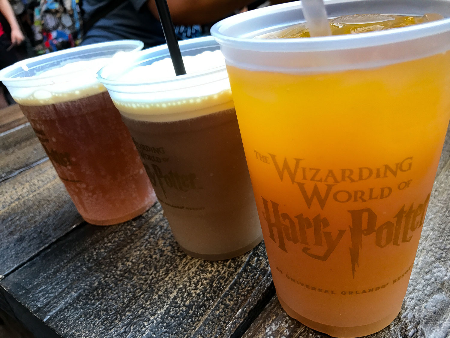 Tips for visiting Universal Studios Florida - Harry Potter Butter Beer