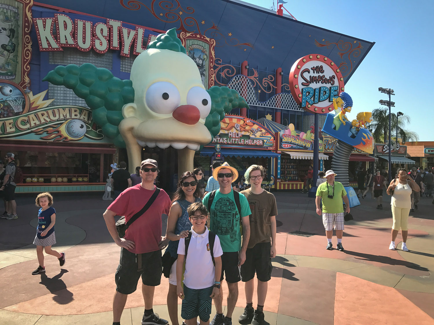 Tips for visiting Universal Studios Florida - The Simpsons
