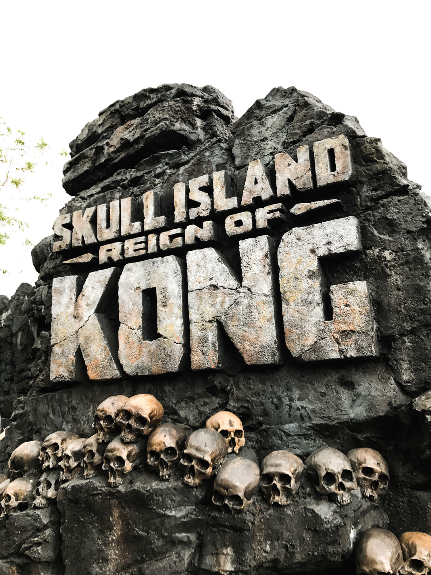 Tips for visiting Universal Studios Florida - King Kong