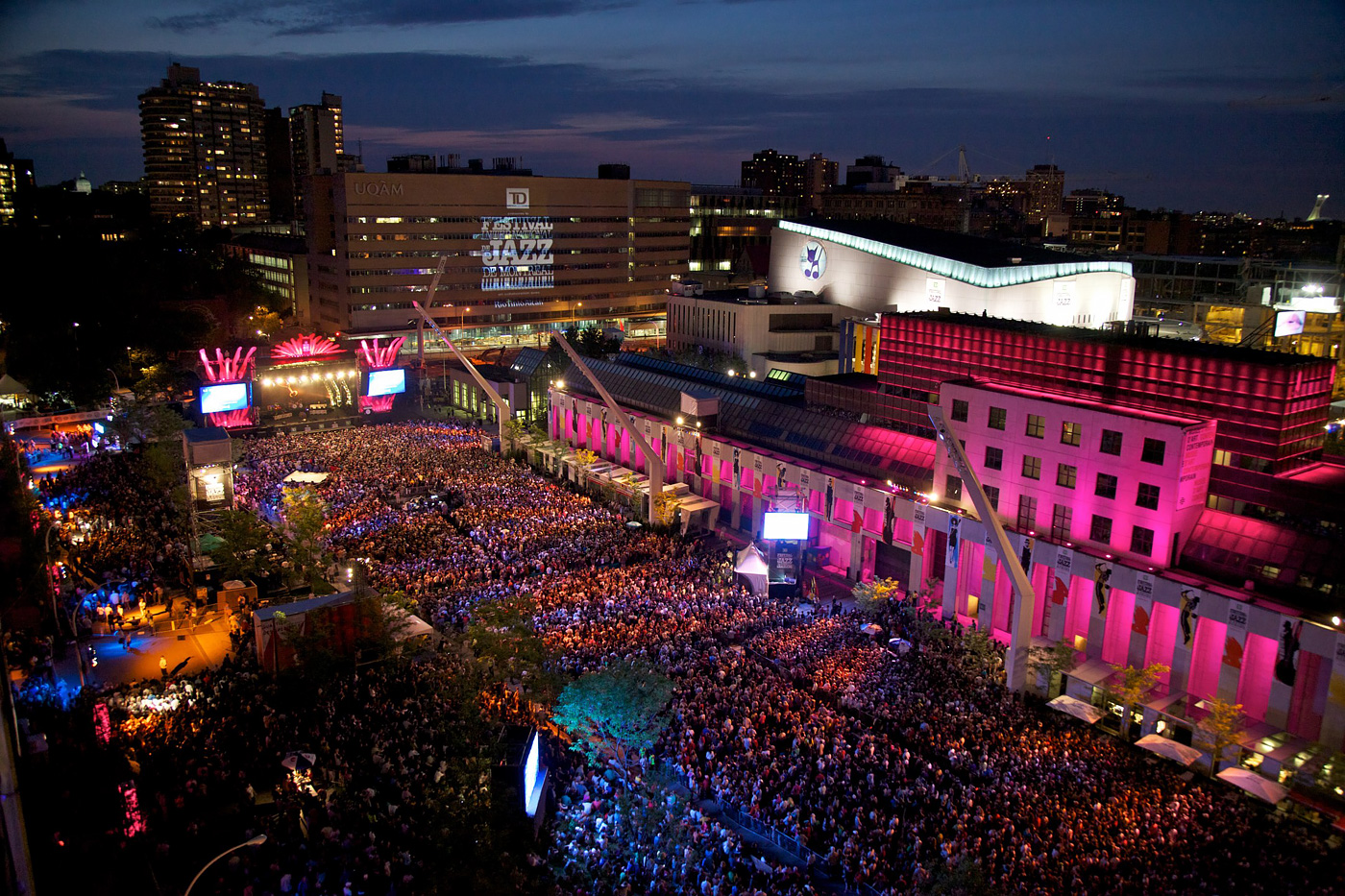 Montreal International Jazz Festival - Photo by Jean-François Leblanc