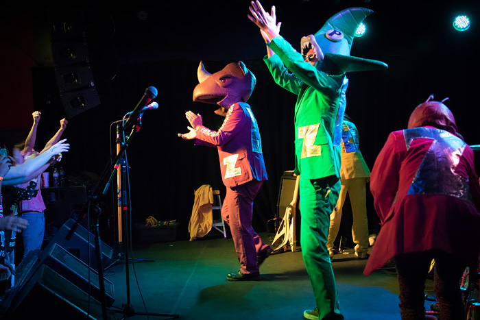 Peelander-Z Concert Photos - Denver Marquis Theatre