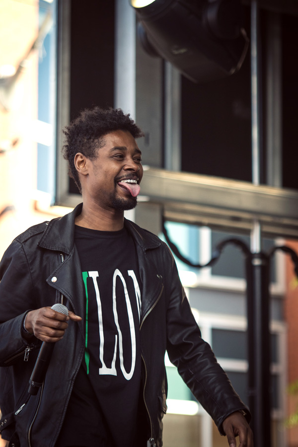 Danny Brown - Project Pabst Denver 2017