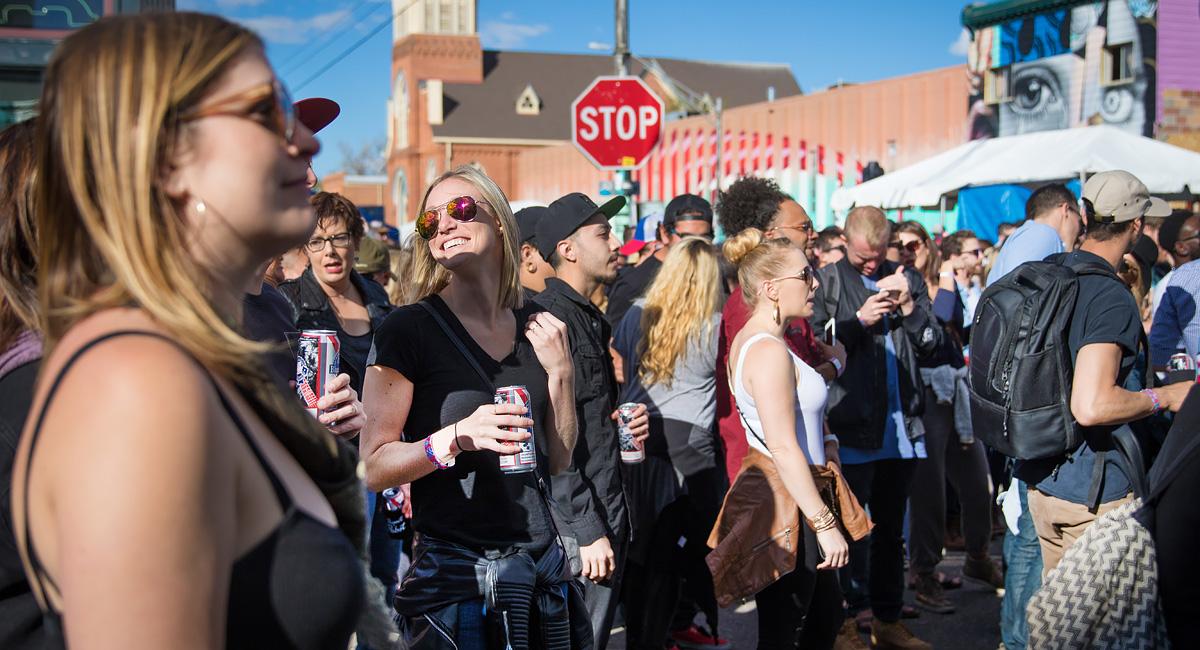 Project Pabst Denver 2017: Music Festival Concert Photos