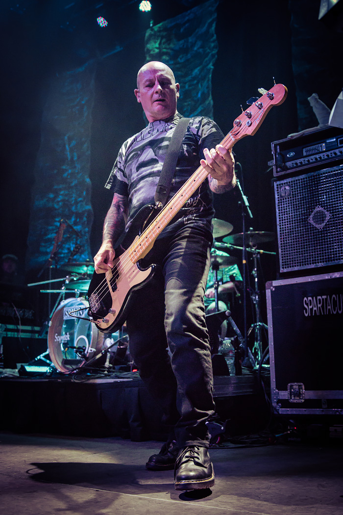 The Damned & Bleached concert photos from Denver Summit Music Hall