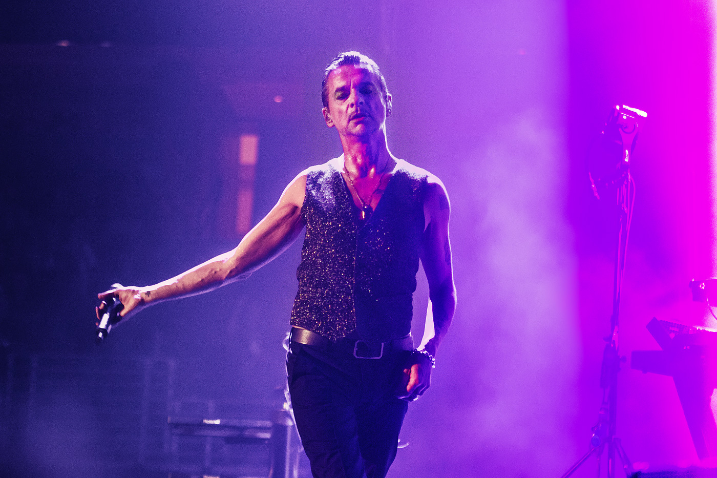 Depeche Mode Concert Photos - Denver, Colorado 2017 - Pepsi Center