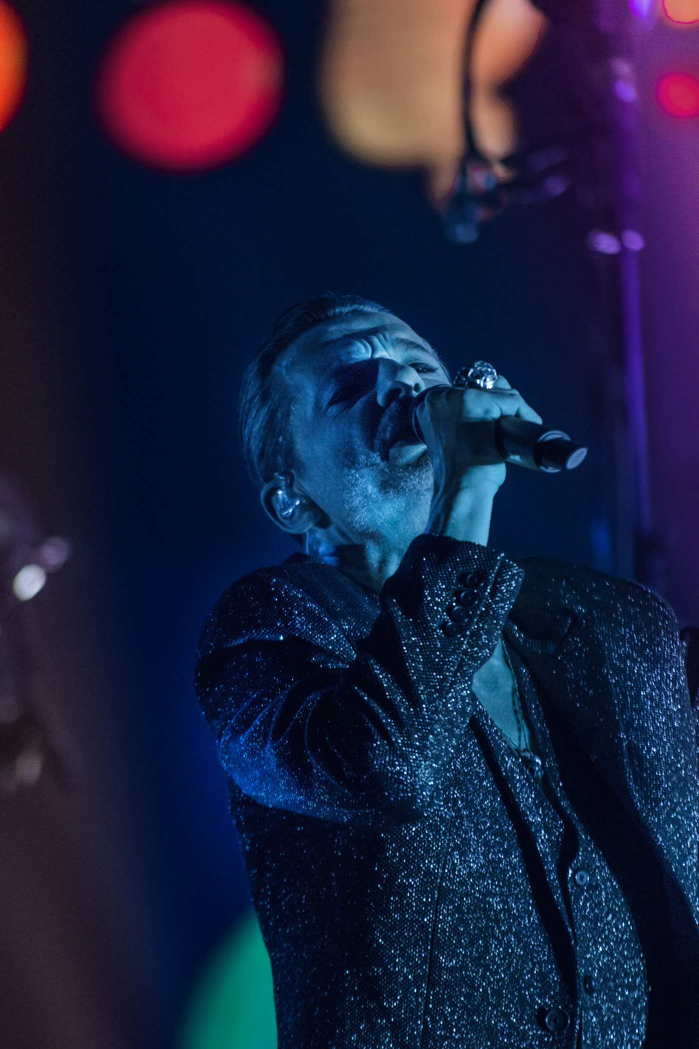 Depeche Mode Concert Photos - Denver, Colorado 2017 - Pepsi Center