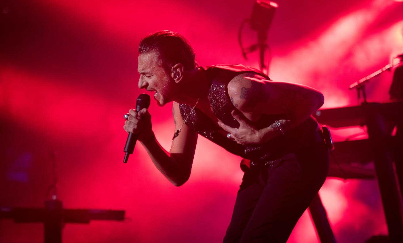 Depeche Mode - Concert Photos - Denver Pepsi Center 2017