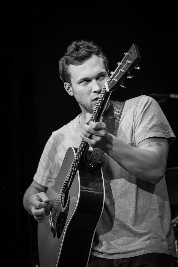 Phillip Phillips - Denver Concert Photos 2017