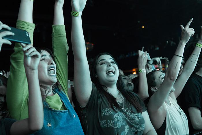 The 1975 - Concert Photos Denver Fillmore
