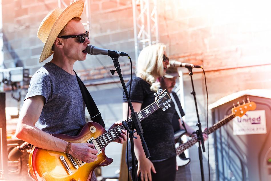Kissing Party - Westword Music Showcase Photos 2017