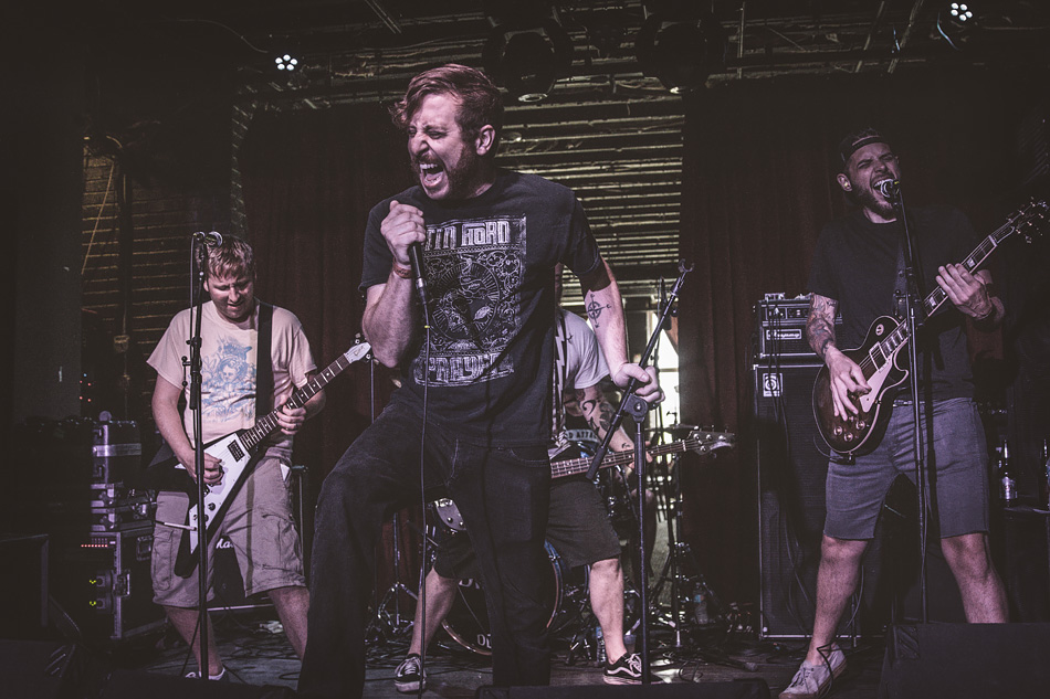 Allout Helter - Westword Music Showcase Photos 2017