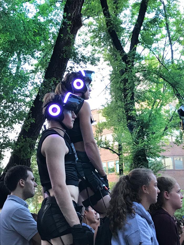 Montréal Festivals - Cirque Circus Festival