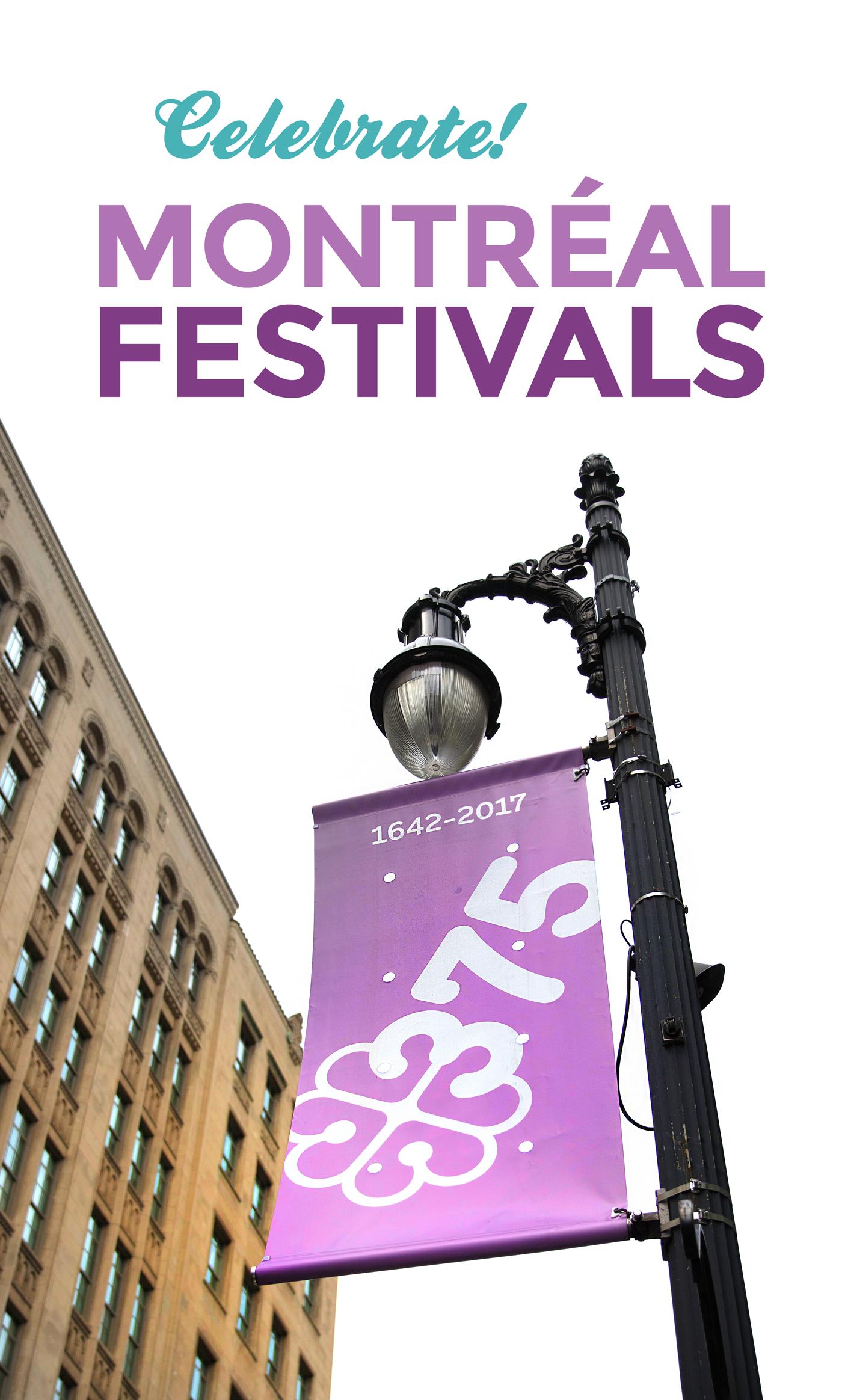 Travel Guide for Montréal Festivals in Québec, Canada