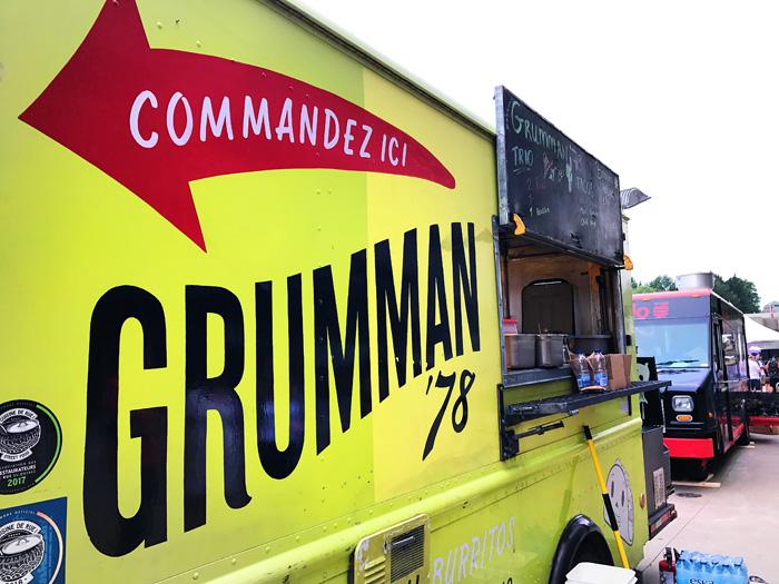 Montréal Festivals - First Fridays Food Trucks