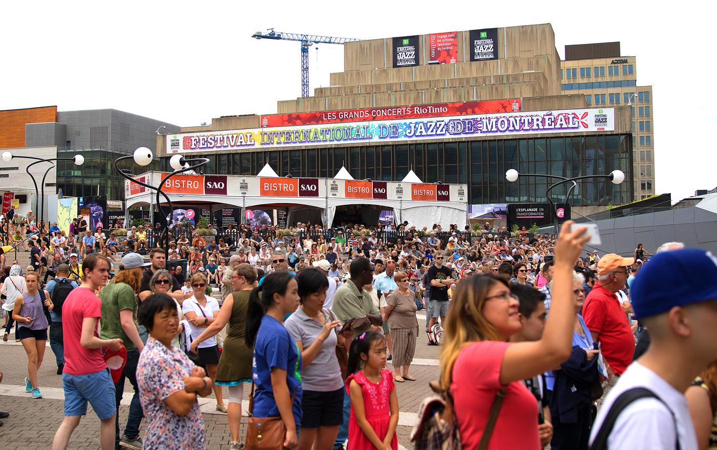 Montréal Festivals - International Jazz Festival