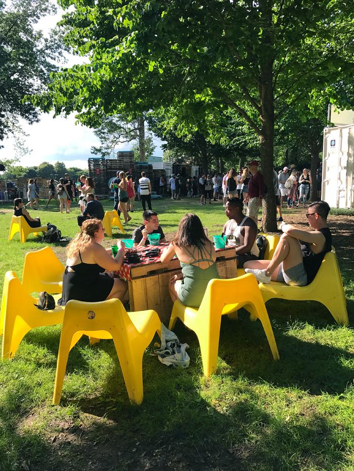 Montréal Festivals - Piknic Electronic