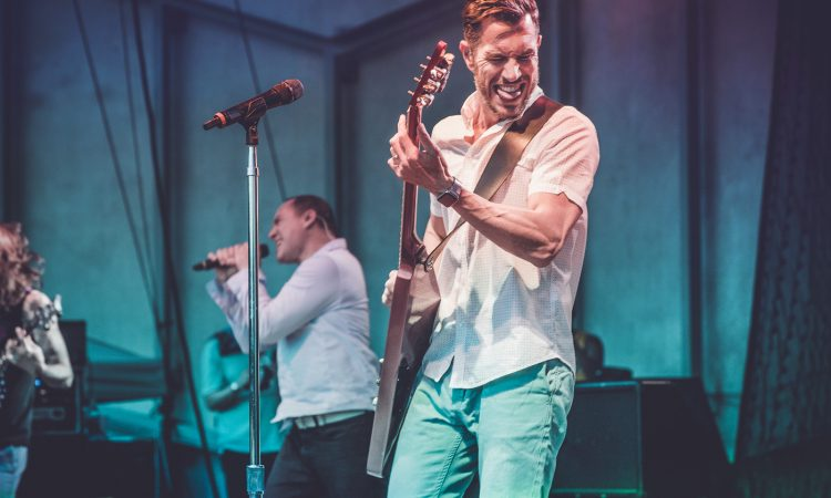 311 and New Politics - Concert Photos from Levitt Denver