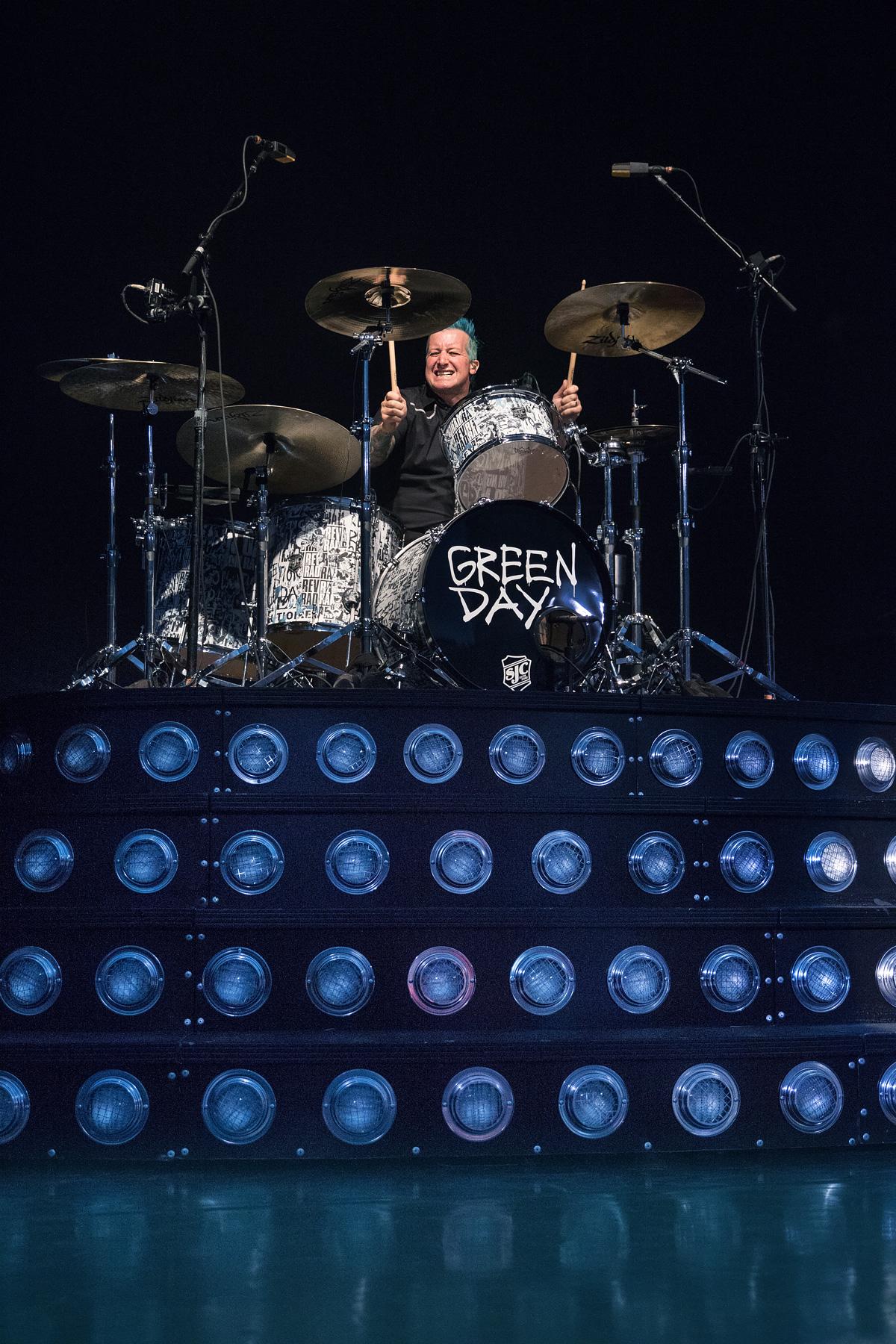 Green Day - Fiddler's Denver Concert Photos