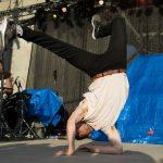 New Politics - Levitt Pavilion - Concert Photos, Denver 2017