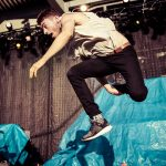 New Politics - Levitt Pavilion - Concert Photos, Denver 2017