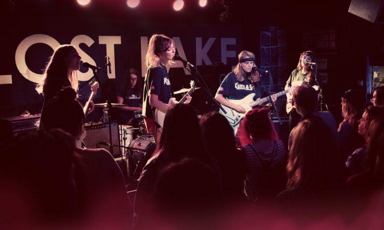 The Big Moon & Marika Hackman - Concert Photos - Denver, Colorado