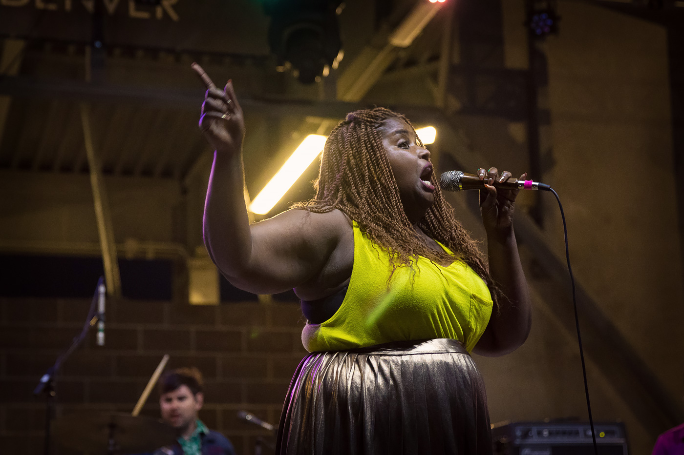The Suffers and Other Black - Concert Photos from Levitt Denver
