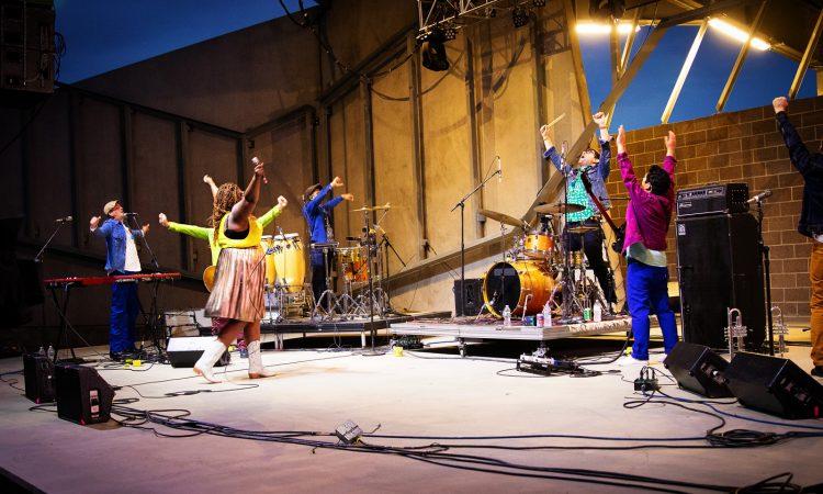 The Suffers - Concert Photos from Levitt Denver