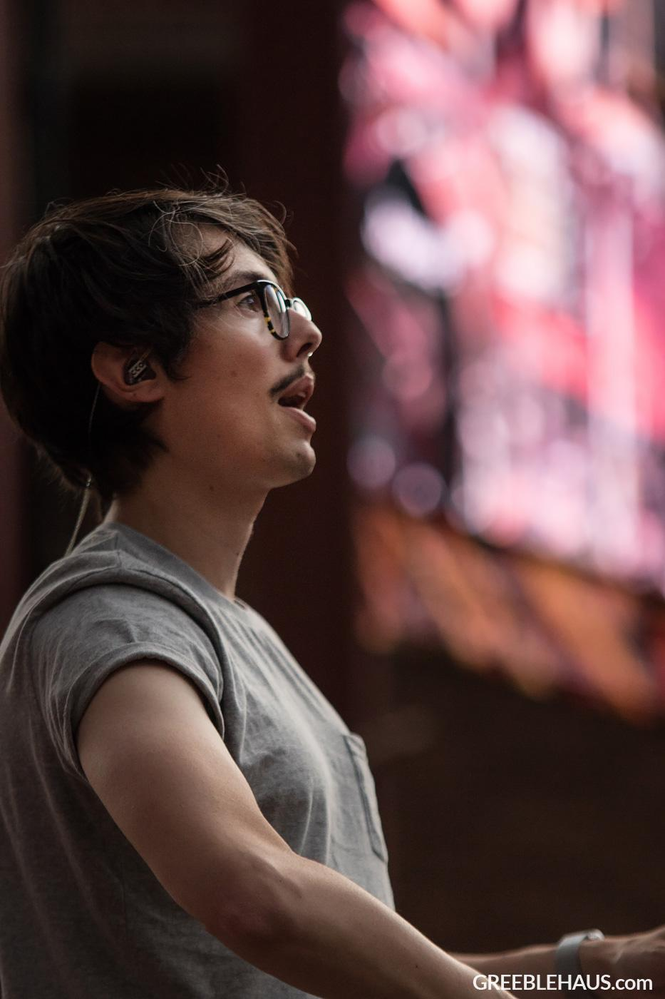 Joywave concert photos from Red Rocks Denver