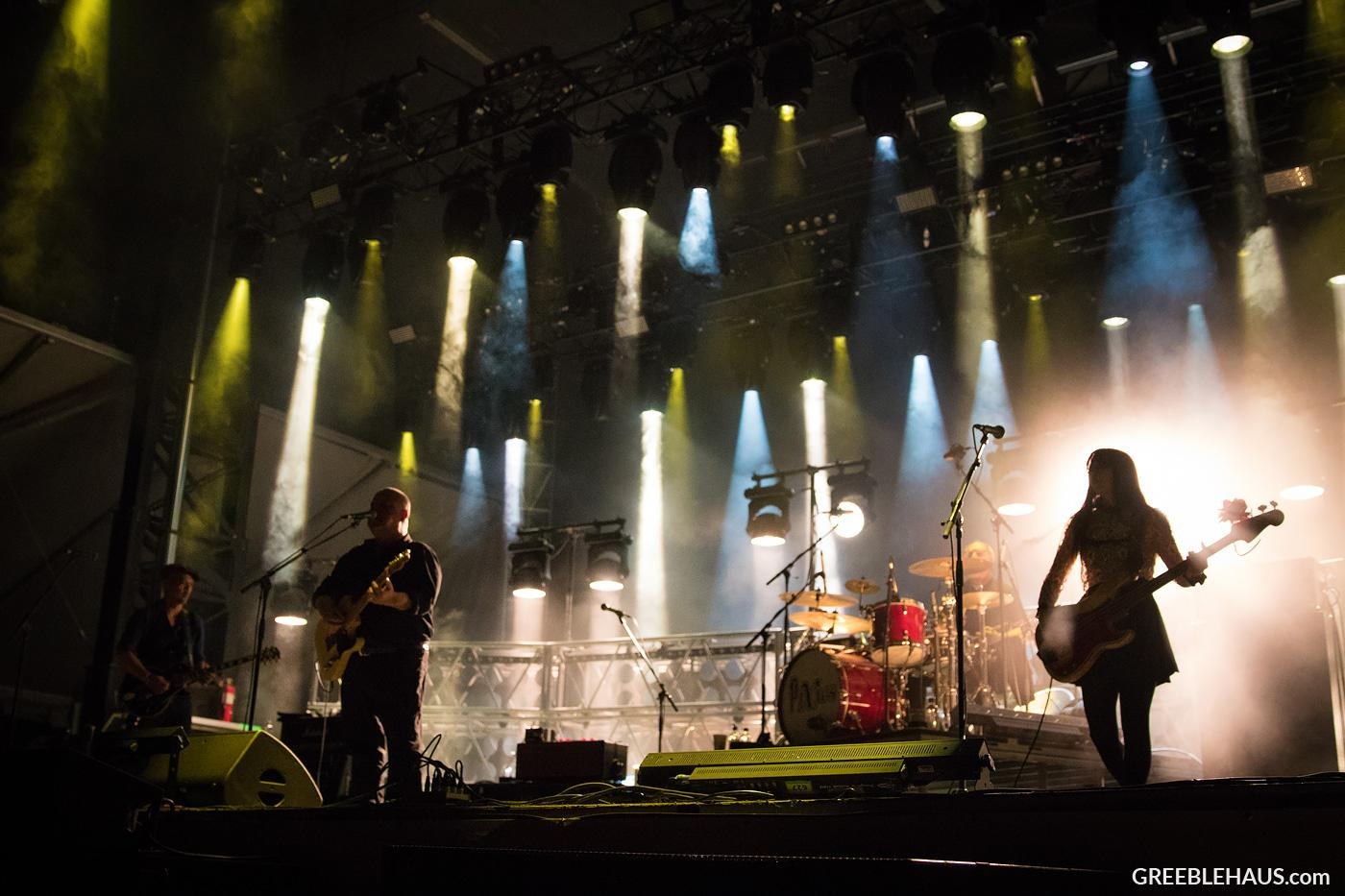 Pixies -Photos from Lost Lake Festival 2017 - Day One
