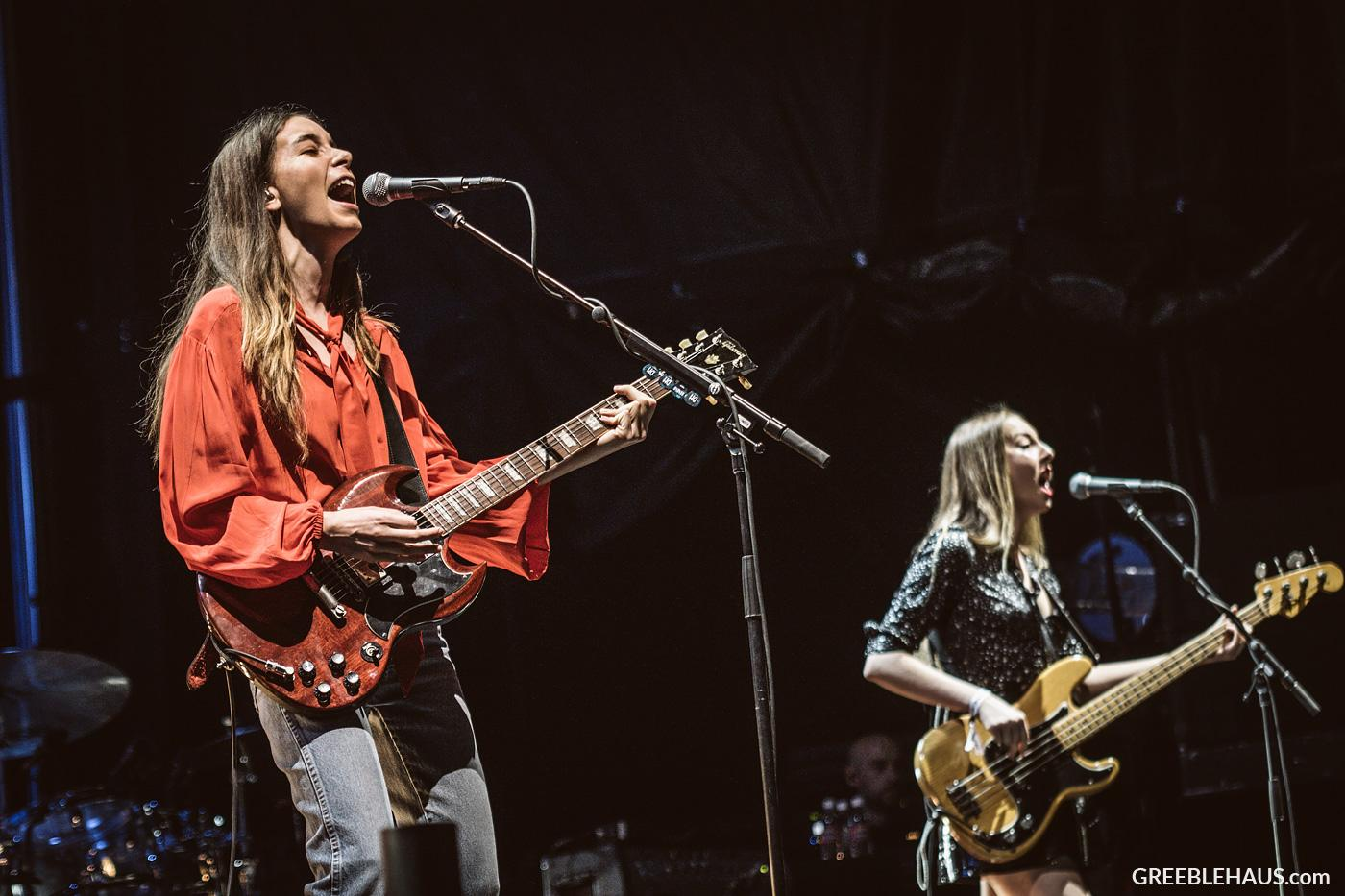 Haim - Photos from Lost Lake Festival 2017 - Day One