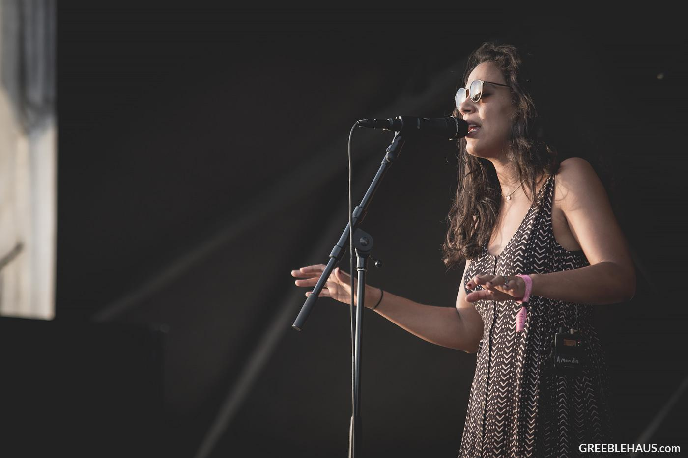 Johnnyswim - Photos from Lost Lake Festival 2017 - Day One