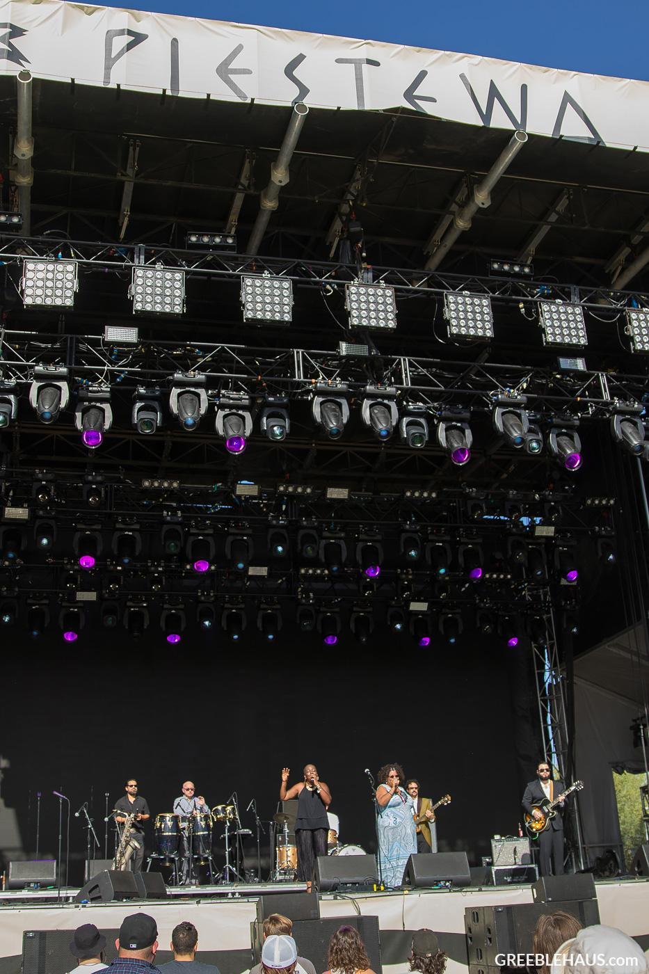 Dap Kings - Photos from Lost Lake Festival 2017 - Day One