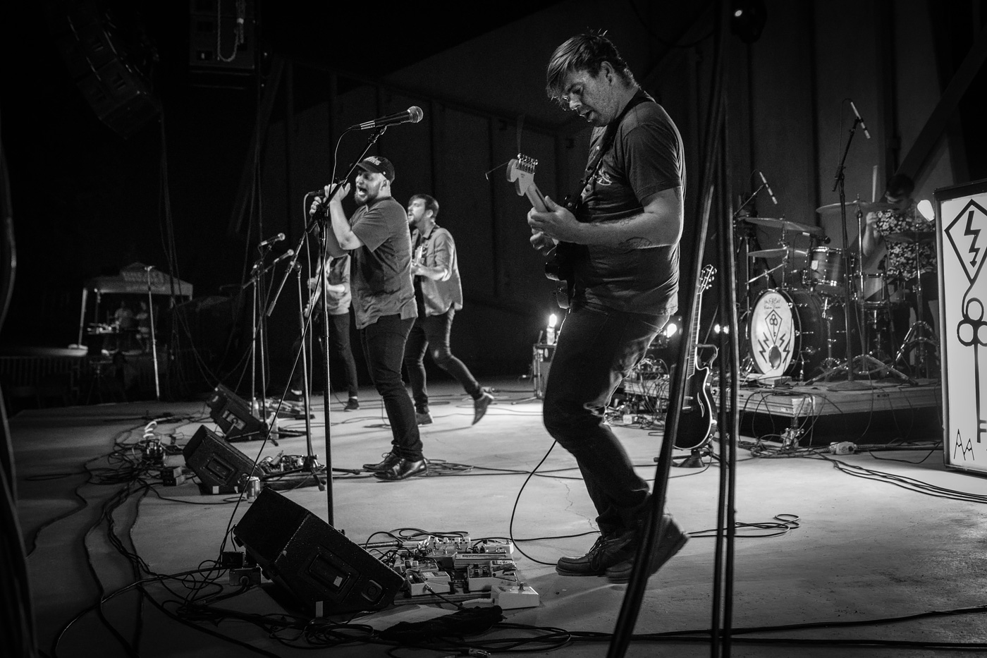 Denver band My Body Sings Electric at Levitt Pavilion