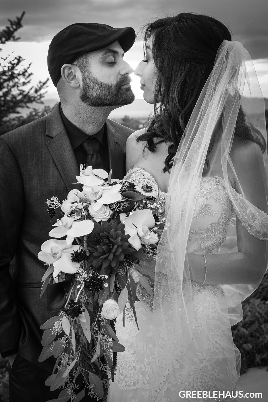 Nick and Amy - Colorado Wedding Photos