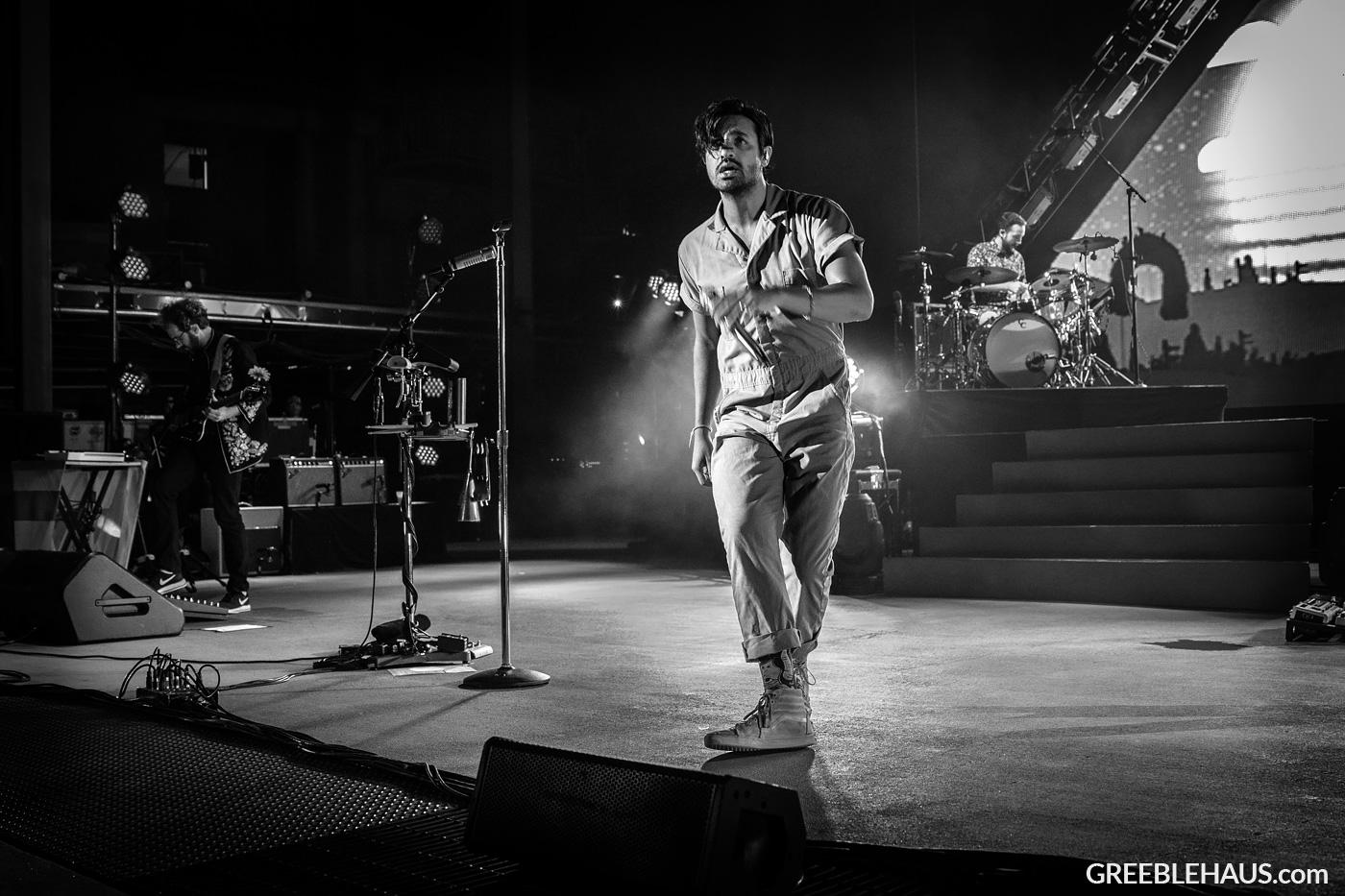 Young The Giant concert photos from Red Rocks Denver