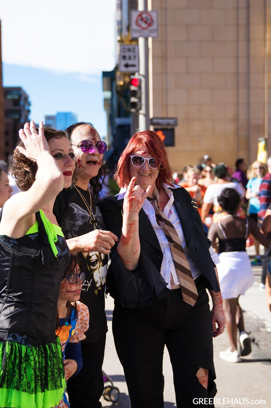 Photos from Denver Zombie Crawl 2017