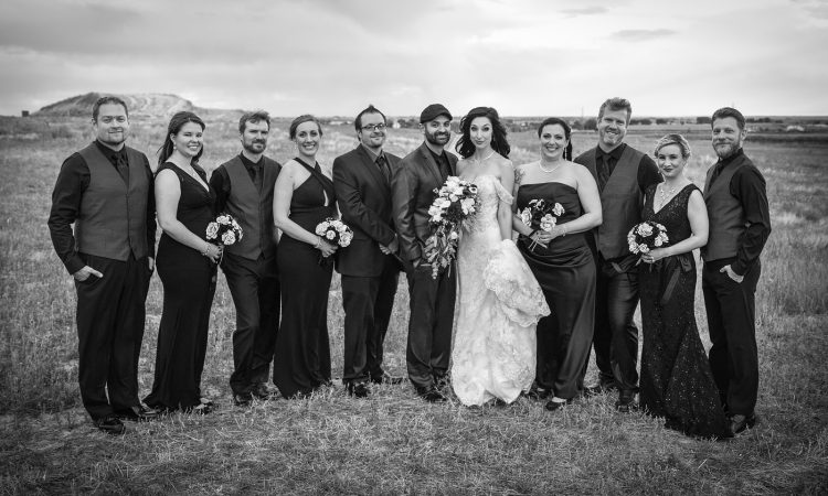 Colorado Wedding Portraits by Aimee Giese