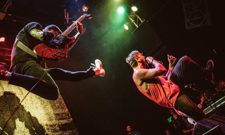 Authority Zero - Denver Photos - Summit Music Hall 2017