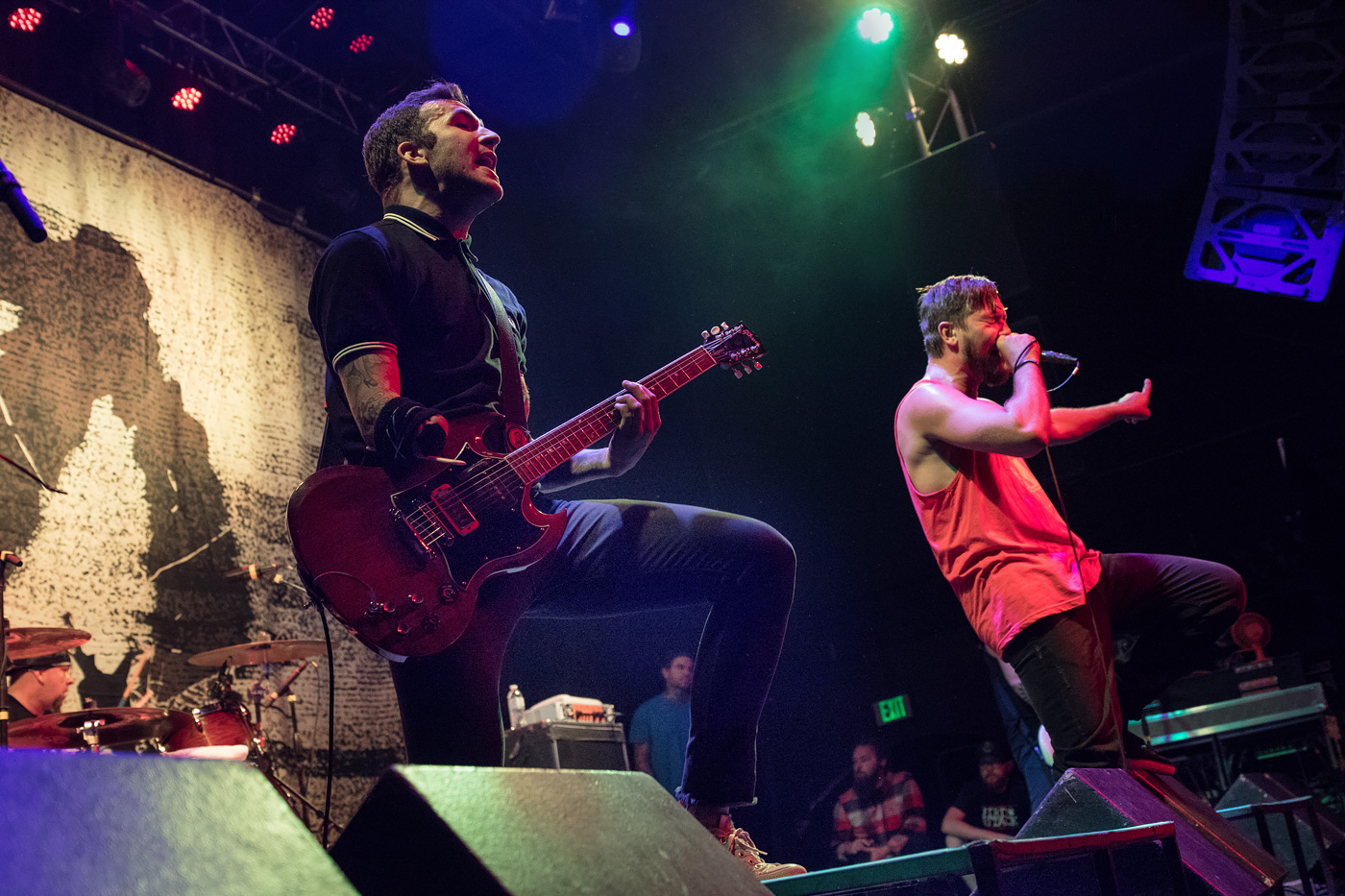 Authority Zero - Denver Photos - Summit Music Hall 2017