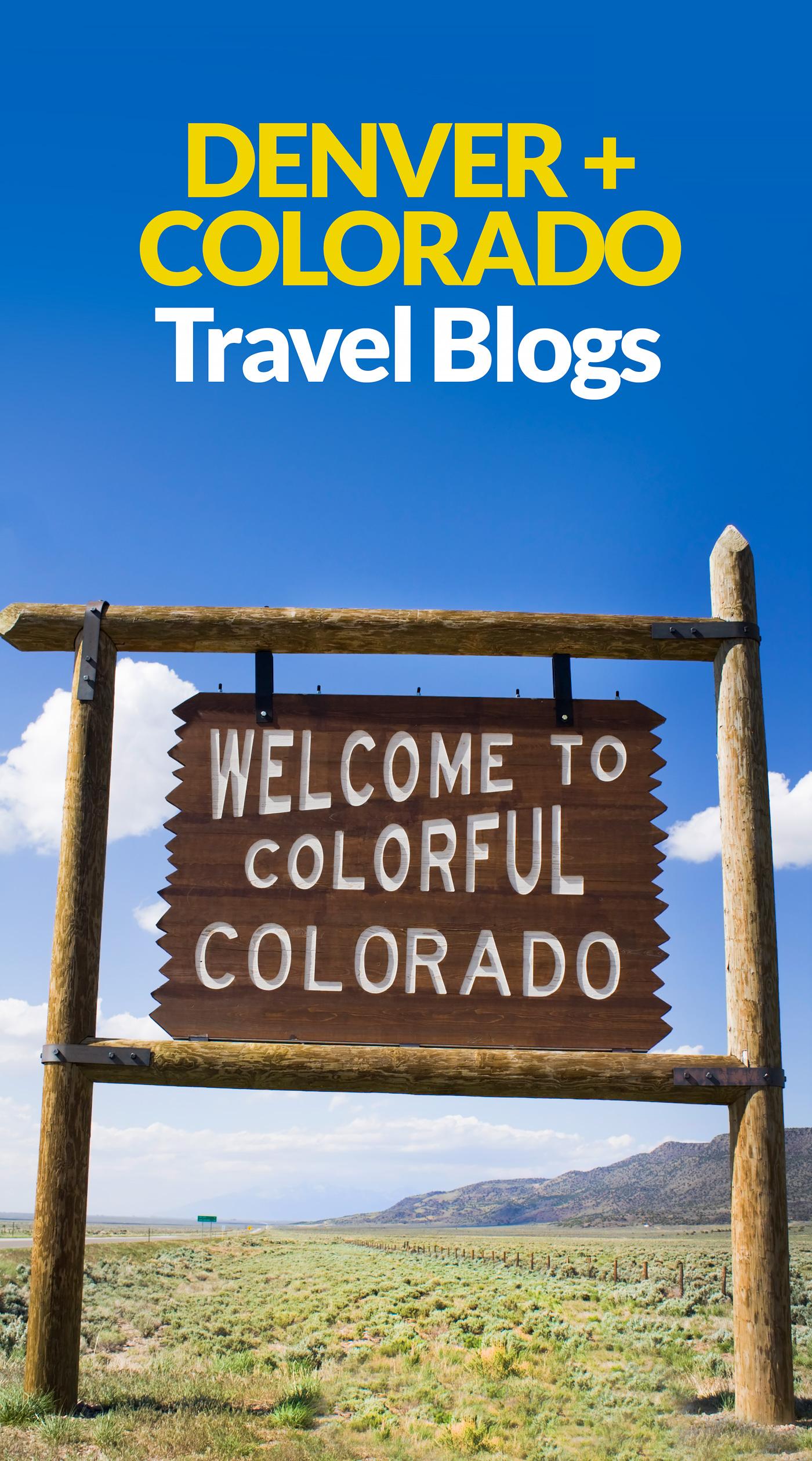 Travel Bloggers - List of Denver and Colorado Travel Blogs