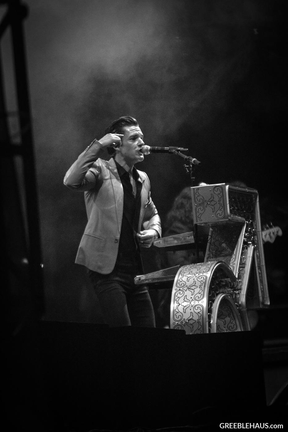 The Killers - Lost Lake Music Festival Phoenix 2017