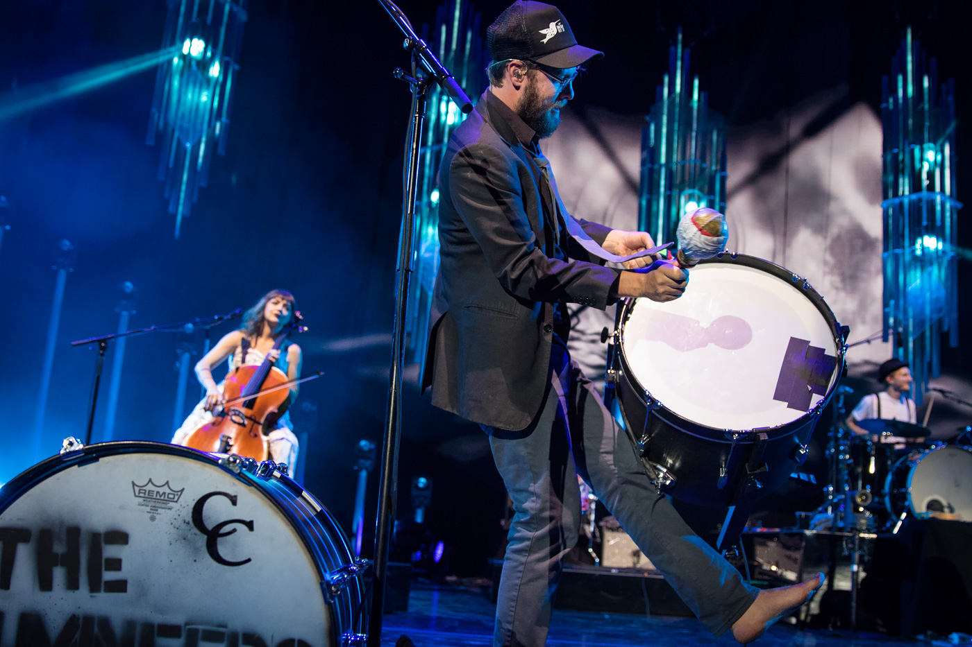 The Lumineers - Denver Concert Photos - Fiddler's Green