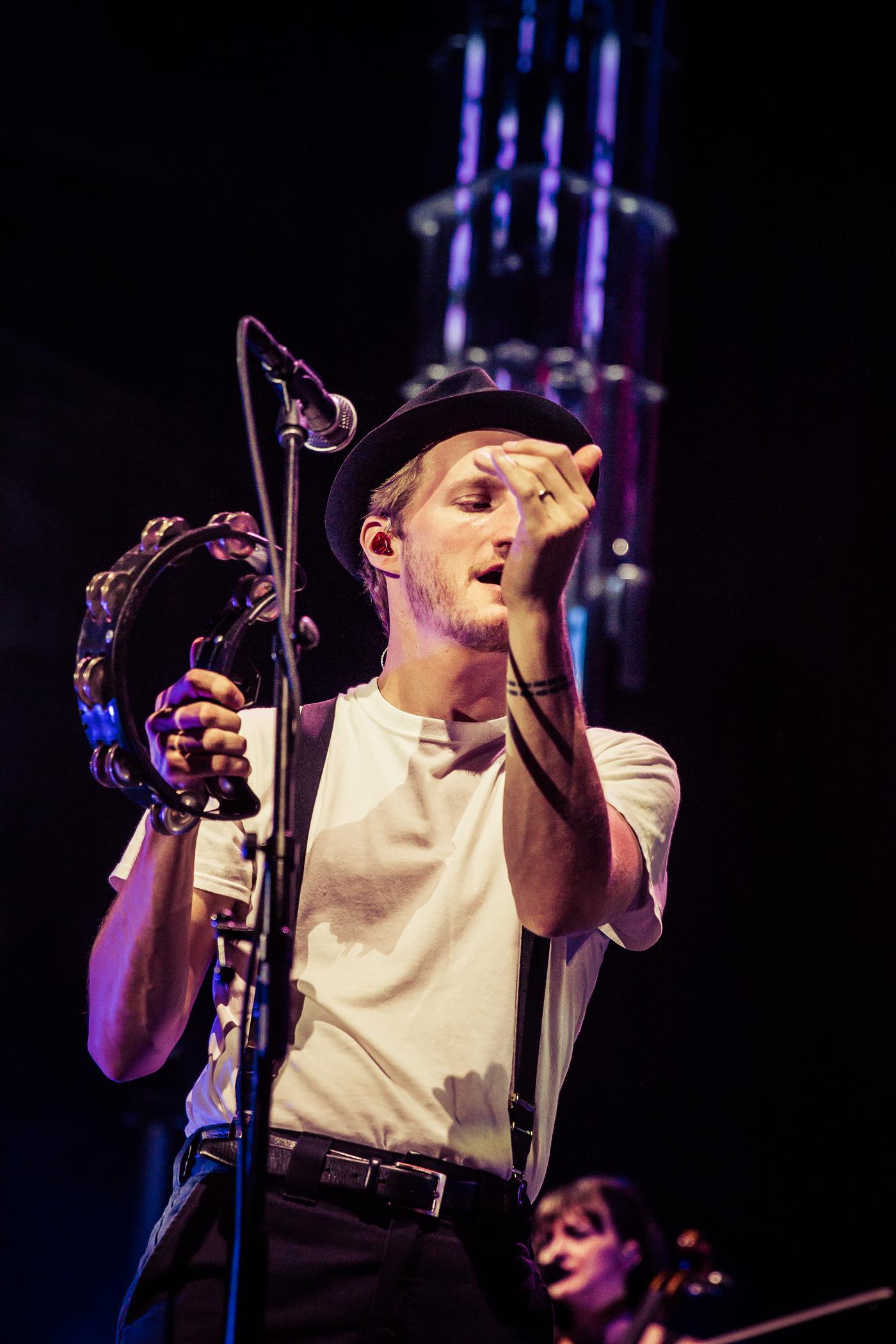 The Lumineers - Denver Concert Photos - Fiddler's Green