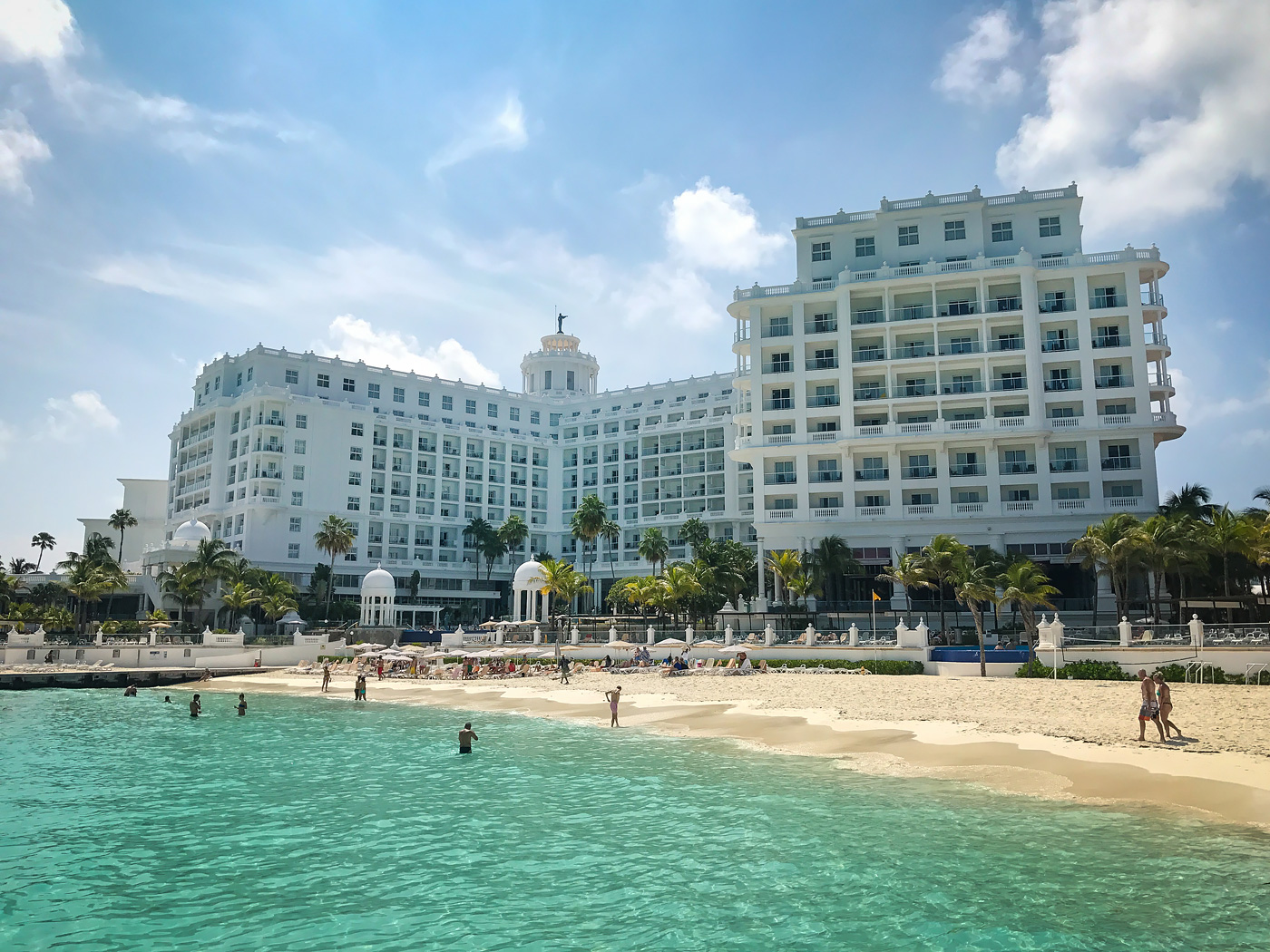 Cancun Luxury All-Inclusive Resort - Riu Palace Las Americas