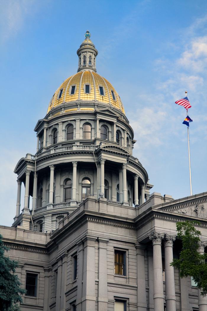 Denver Capital Building - Colorado Travel Blogs